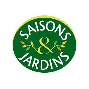Logo Saisons et jardins