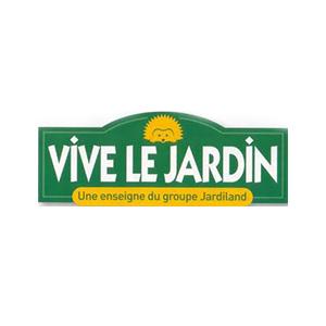 Logo Vive le jardin