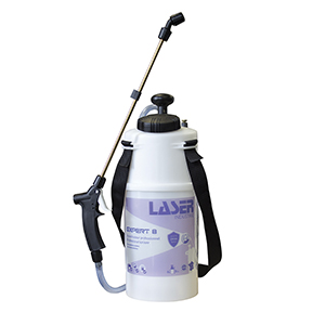 Pulvérisateur EXPERT 8 EPDM désinfectants, eau de javel